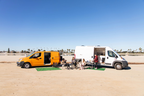As Americans look to escape, this peer-to-peer RV rental startup is happy to accommodate them – TechCrunch
