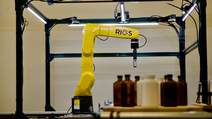 RIOS comes out of stealth to announce $5M in funding for 'industry-agnostic' robotics – TechCrunch