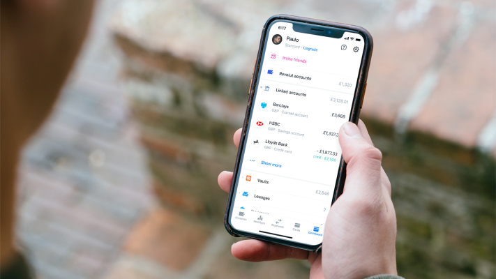 Revolut expands bank account aggregation to Ireland – TechCrunch