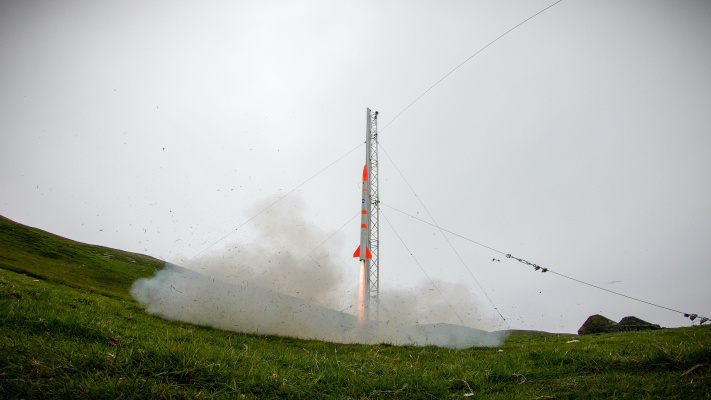 Rocket startup Skyrora achieves a successful sub-orbital launch from Scottish island – TechCrunch