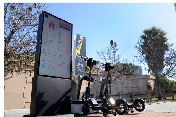 Startups Tortoise, Swiftmile are combining their tech to solve scooter chaos – TechCrunch