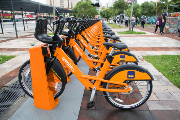 Tembici raises $47M Series B to expand its fleet of electric bikes – TechCrunch