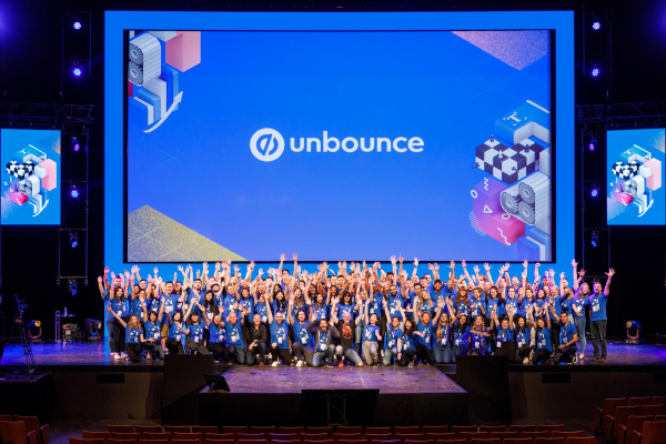 Unbounce raises $38.4M to build better landing pages with automation – TechCrunch