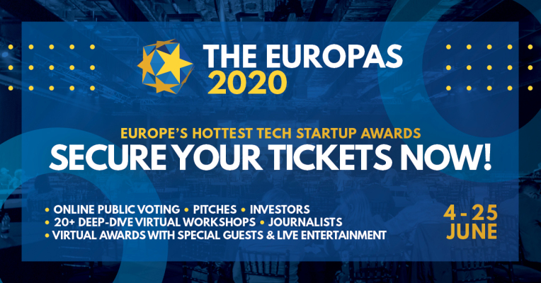 Workshops, pitches and the shortlist of Europe's hottest startups in The Europas Awards – TechCrunch