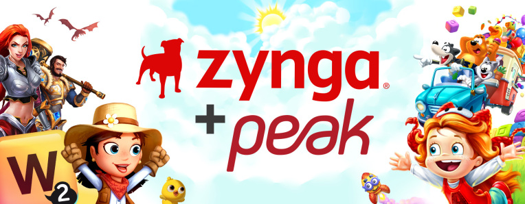 Zynga acquires Turkey's Peak Games for $1.8B, after buying its card games studio for $100M in 2017 – TechCrunch