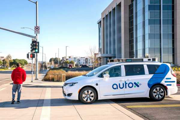 Autonomous vehicle startup AutoX lands driverless testing permit in California – TechCrunch