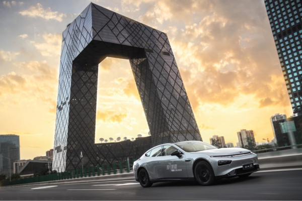 Chinese electric vehicle startup Xpeng closes a $500 million Series C+ round – TechCrunch