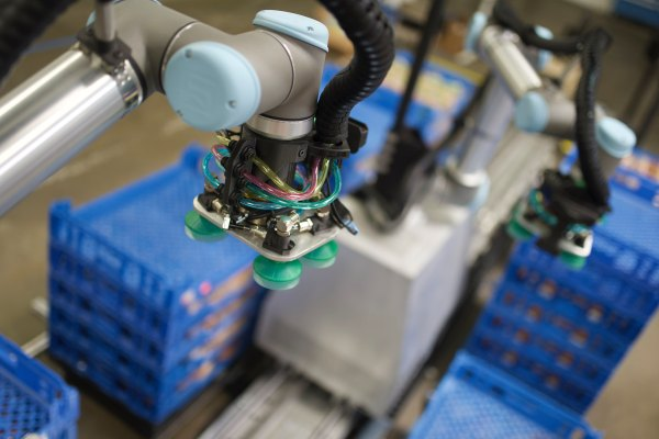 Dexterity exits stealth with $56.2M raised for its collaborative warehouse robots – TechCrunch
