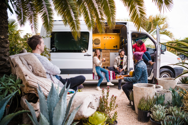 Kibbo wants to remake the RV park so #vanlife can be a life and not a lifestyle – TechCrunch