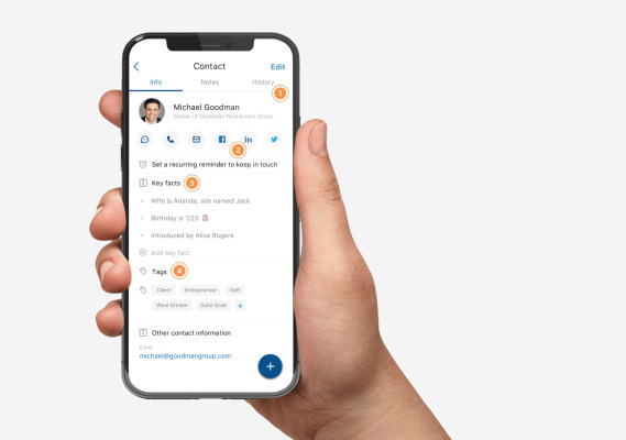Levitate raises $6M for its 'keep-in-touch' email marketing solution aimed at smaller businesses – TechCrunch