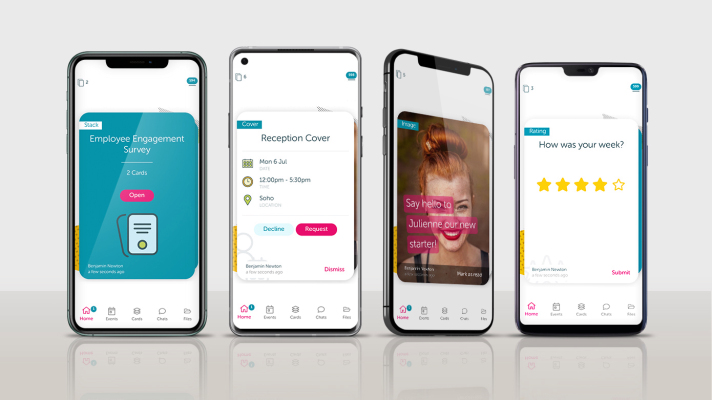 OurPeople, the team communication and engagement platform, raises $2M – TechCrunch