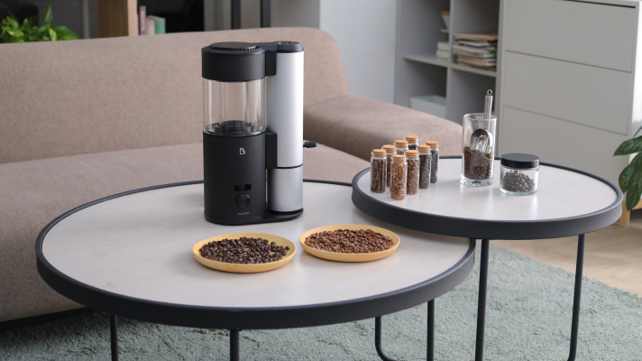 BeanBon coffee roaster makes roasting at home easy, with customization for advanced coffee lovers – TechCrunch